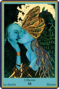 Oracle Bleu- carte l'illusion