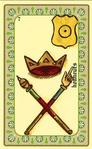 Oracle de Belline: la carte Honneurs