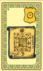Oracle de Belline - Carte La nativité
