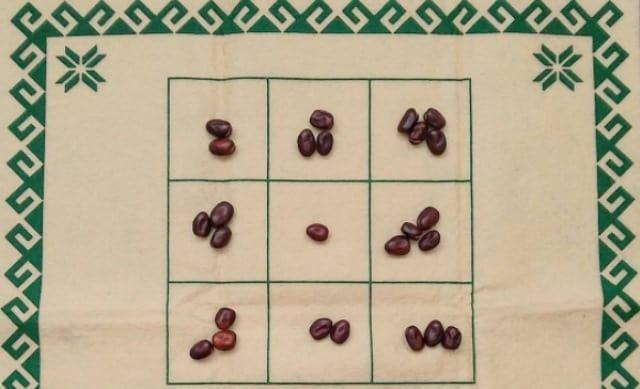Comment pratiquer l'art divinatoire le Kumalak