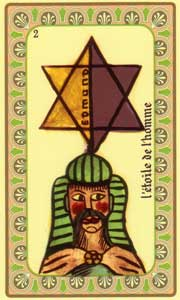 Oracle Belline: la carte l'étoile de l'homme