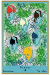 Oracle bleu: la carte Les Autres