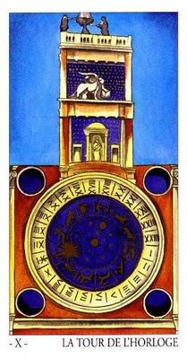 L'oracle de Venise: la tour de l'horloge