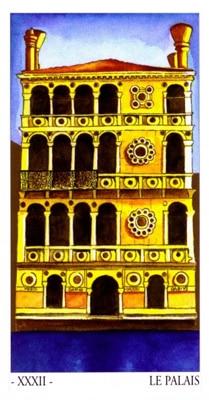 L'oracle de Venise: le Palais