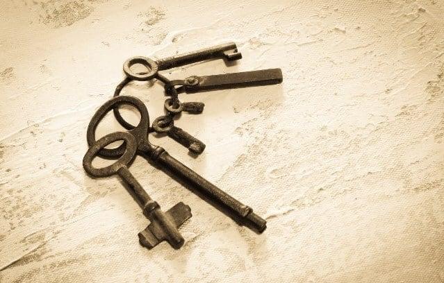 Pourquoi rêver de clés ?