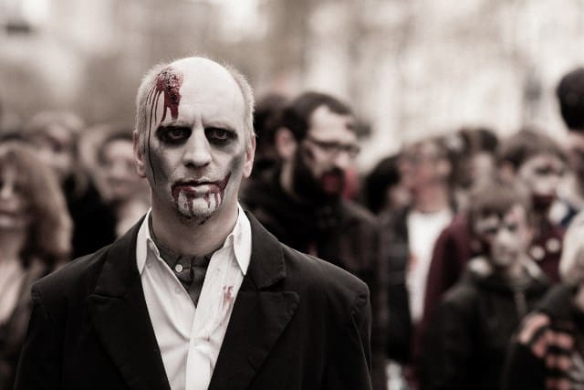 rêver de zombies