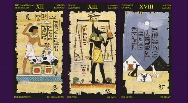 Le tarot Egyptien de Silvana Alasia