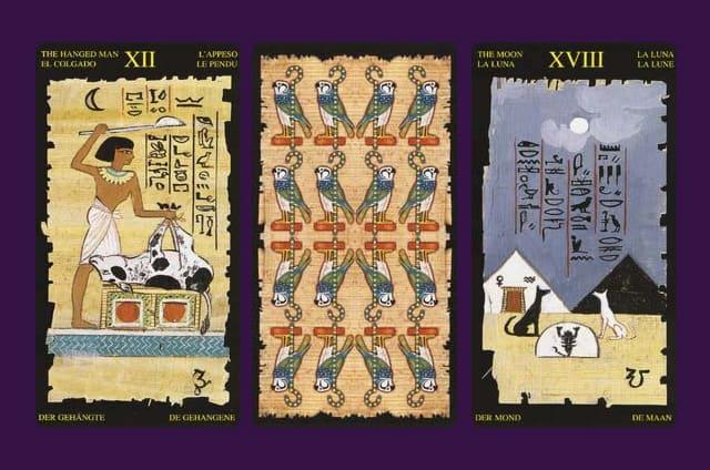Tarot égyptien présentation et interprétations