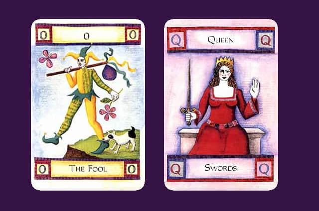 Art of Tarot présentations détaillées