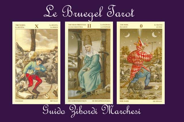 Présentation du tarot Bruegel