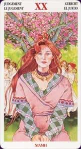 Celtic tarot carte : le jugement