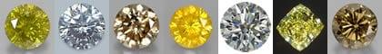 La pierre de naissance: le Diamant