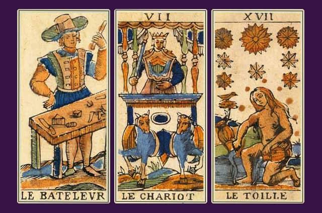 Tarot ancien de Bologne