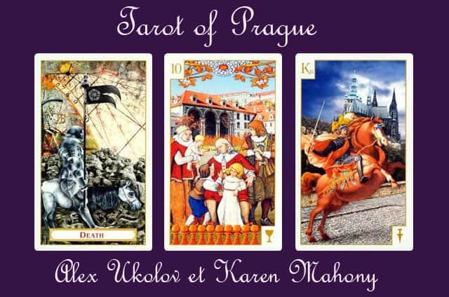 Tarot of Prague présentation et tirage
