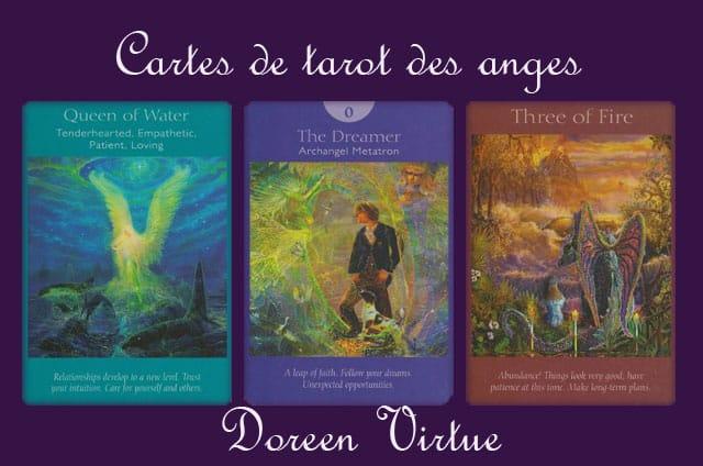 Cartes Tarot des Anges de Doreen Virtue