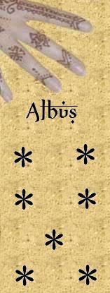 Figure Albus en géomancie sens et interprétations
