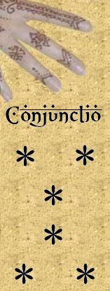 Figure Conjunctio en géomancie sens et interprétations