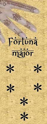 Figure Fortuna Major en géomancie sens et interprétations