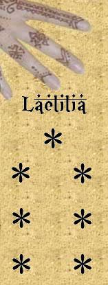 Figure Laetitia en géomancie sens et interprétations