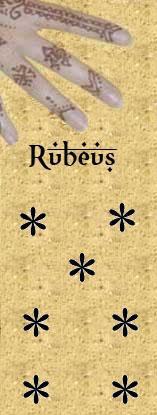 Figure Rubeus en géomancie sens et interprétations