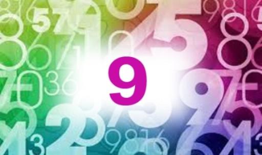 Numérologie nombre 9 signification: