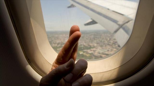 Les superstitions dans l'aviation.