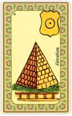 Oracle de Belline - Carte Élévation
