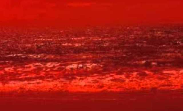 Rêver de rouge :