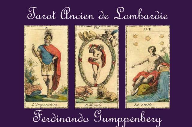 Présentation du tarot ancien de Lombardie