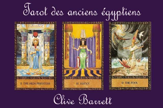 Présentation du Tarot des anciens égyptiens