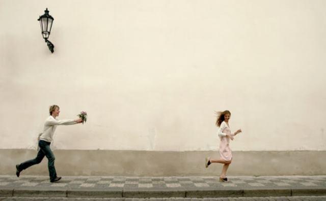 Que signifie rêver de courir après son ex ?