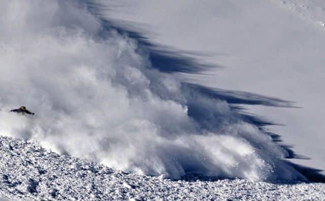 Pourquoi rêver d'avalanche ?