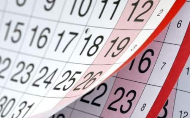 Pourquoi rêver de calendrier ?