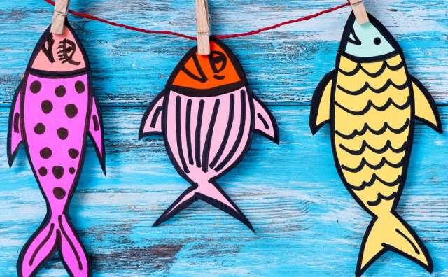 les superstitions sur le poisson d'avril