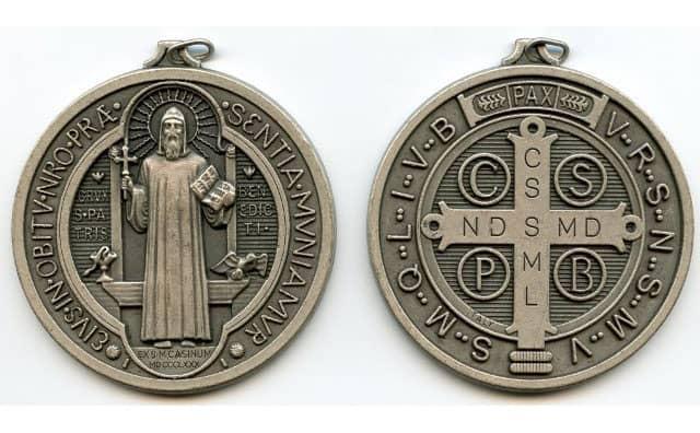 Médaille de Saint Benoît