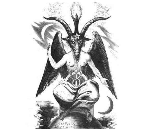 Baphomet et symboles