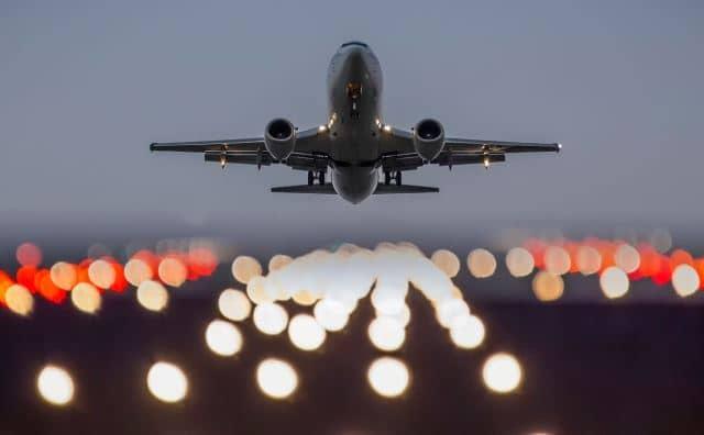 rêver de prendre l'avion