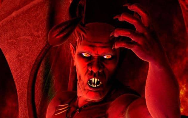 rêver de diable