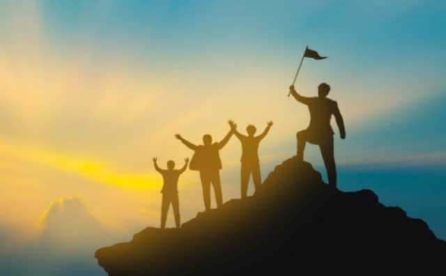 Rêver de gravir un sommet