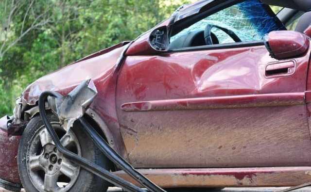 rêve d'accident de voiture