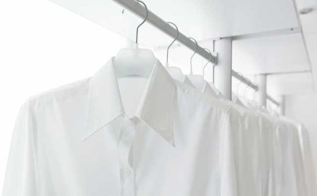 rêver de chemise blanche
