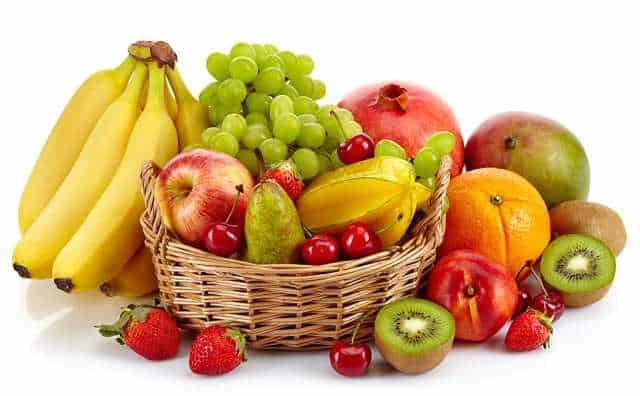Rêver de corbeille de fruits