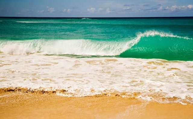Rêver de plage