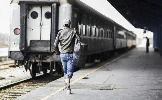 rêver de rater son train