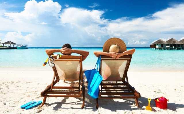 Partir en vacances avec son ex