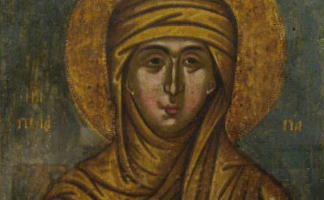 08 octobre : Sainte Pélagie