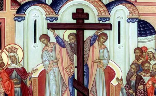 14 septembre la croix glorieuse