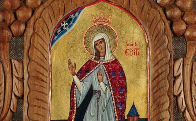 16 septembre : Sainte Edith
