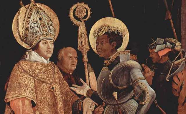 22 septembre : Saint Maurice