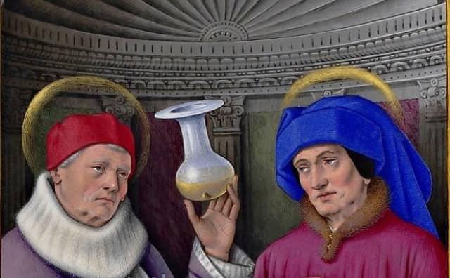 26 septembre : Saint-Côme et Saint-Damien